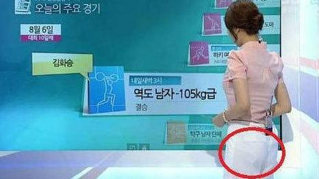 韩国女主播的英文怎么写_韩国女主播过度暴露遭投诉 韩央视主播拉链服夸张