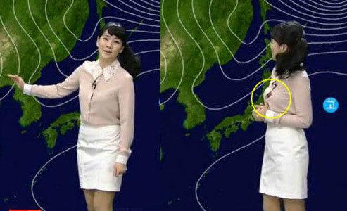 韩国网路这几天疯狂流传着赵京雅主播泄春光