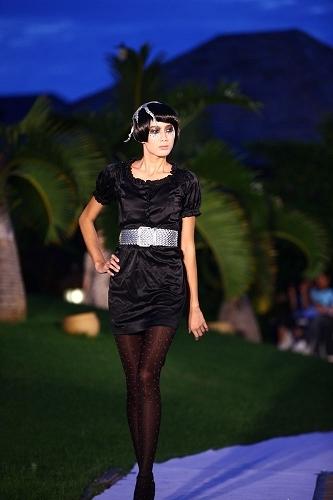 新丝路三亚-美丽时尚节-美丽的头饰 企业服务
