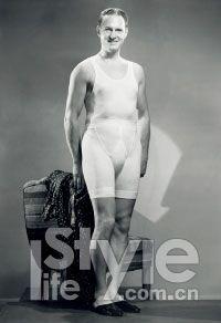 男性对于内裤的选择远没有男装来得那么丰富