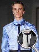 领部的细节设计绝对能让你眼前一亮