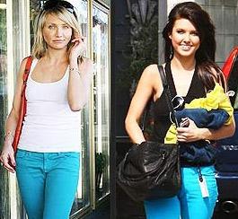 юбка из джинс: выкройка джинсовый жилет.