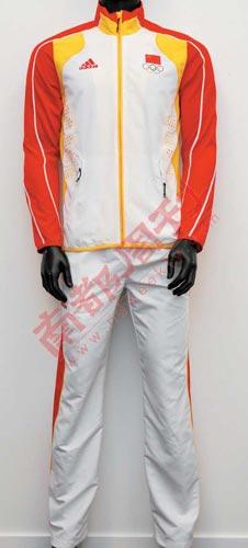 奥运运动服; 奥运会中国运动员图片