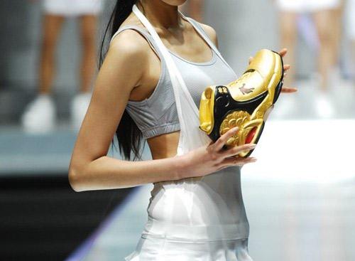 乔丹杯中国运动装备设计大赛--运动鞋(组图)