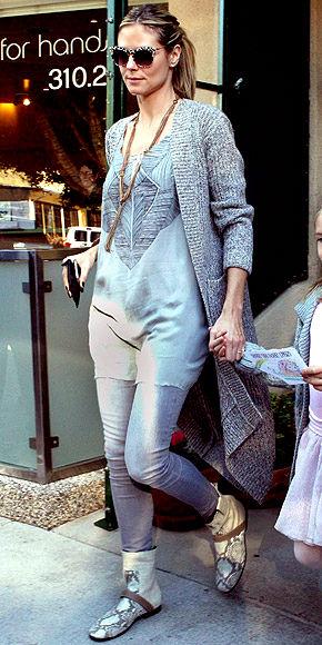 好莱坞女星街拍穿衣时尚单品大揭秘(图2)