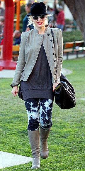 好莱坞女星街拍穿衣时尚单品大揭秘(图4)