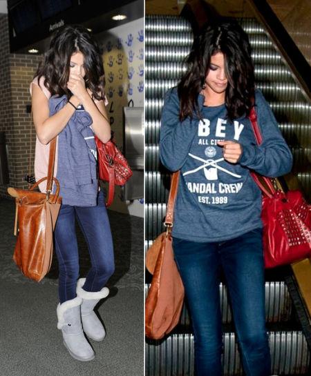Selena Gomez亮点仍然是包