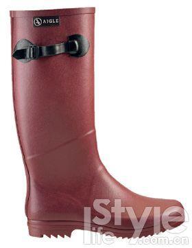 彩色雨靴 AIGLE 1390元