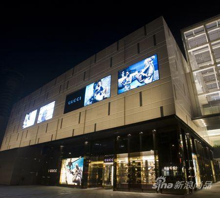 Gucci宁波和义大道购物中心专门店