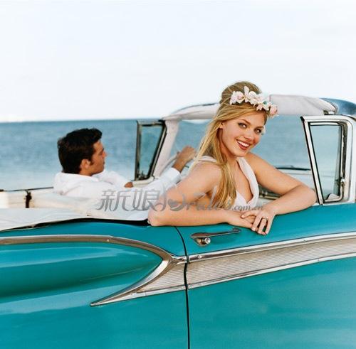 海边维纳斯 5种新娘发型创意(组图)图片