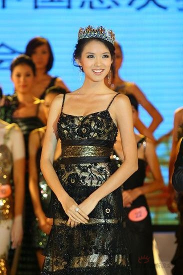 Zi Lin Zhang- MISS WORLD 2007 OFFICIAL THREAD (China) U3072P8T1D748417F917DT20080731234048