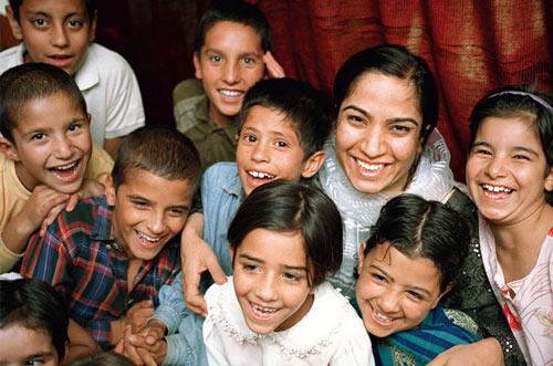 阿富汗最勇敢的女人