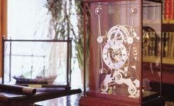 肯密狄经典构架钟
