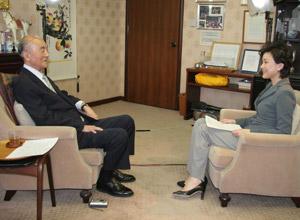 中曾根康弘:日本政坛的常青树