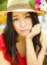 红衣MM清纯妩媚
