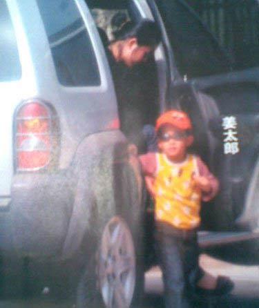 姜太郎虽然只有两岁多,但已经有点明星范儿了