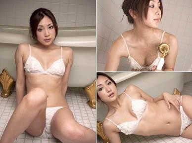 性感美女浴室大尺度写真
