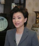 杨澜访问日本前首相中曾根康弘