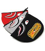 BAPE虎头新款包包日本价格:JPY6800.00元日本代购参考价:580元