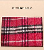 Burberry羊毛围巾英国价格:80欧欧洲代购价格: 600元