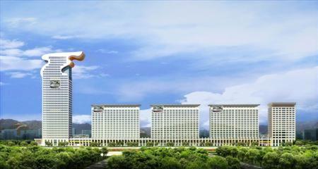 北京盘古七星酒店以鸟巢为窗景(组图)