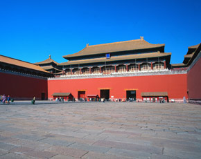 故宫博物院午门展厅
