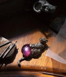 独特的作品在于将珠宝师个性烙印其中