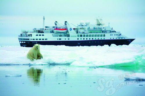 邮轮带你去北极