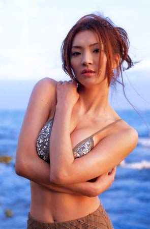 yuko hamano hot japanese model
