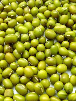 绿豆清热解毒