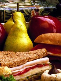 不易发胖的面包图片