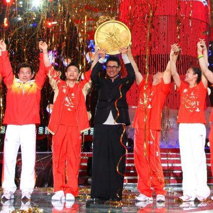 张学友献唱伦敦奥运会中国加油主题曲《中国节拍.震动世界》