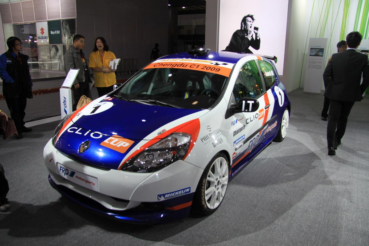 雷诺Clio