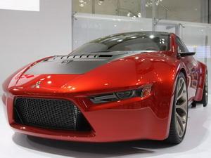 三菱concept ra概念车 2008北京国际车展 新浪汽车 -三菱Concept RA高清图片