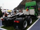 德龙F300LNG牵引车