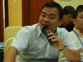 广西壮族自治区机电设备有限责任公司董事长兼总经理 沈铭明