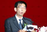 华晨集团副总裁王世平致辞