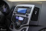 现代i30中控台