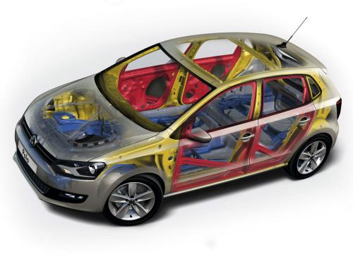 大众汽车新Polo车身更坚固、更安全