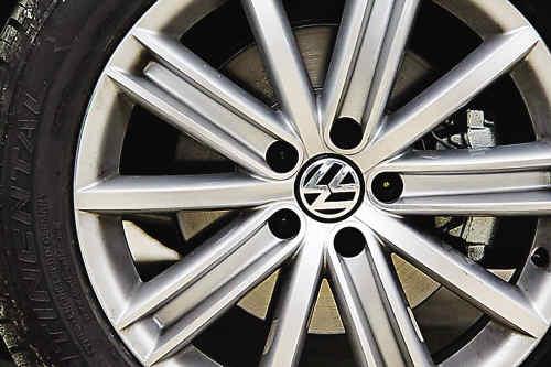 NewYork轮毂是偏重美规的设计