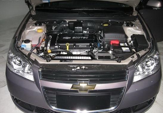 2010款景程发动机