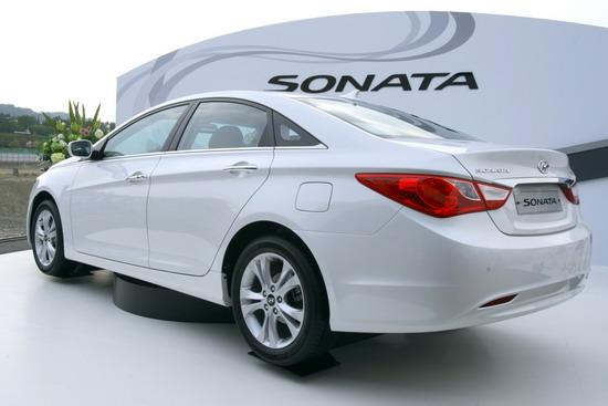 2010款索纳塔