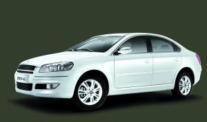 瑞麒-威麟:中高端轿车市场的新面孔