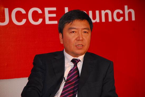 郑州日产总经理郭振甫