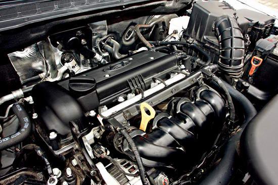 1.6L发动机所应用的CVVT技术,对燃油经济性有所帮助,动力表现也要好过预期