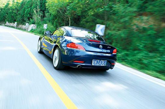 新宝马Z4 sDrive35i