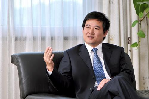 昌河汽车销售公司副总经理陈平