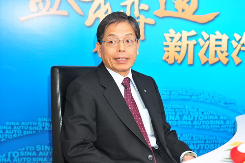 马自达中国企业管理有限公司总裁兼首席执行官山田宪昭