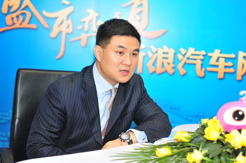 大众汽车集团(中国)大众品牌市场总监胡波