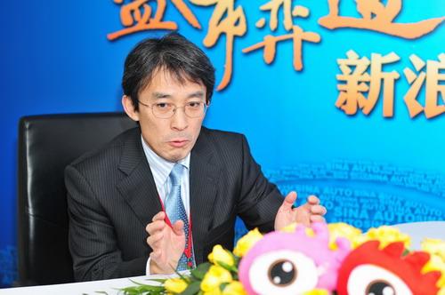 丰田汽车(中国)投资有限公司执行副总经理野崎松寿